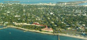 Amerikaanse vrouw zwemt van Cuba naar Florida