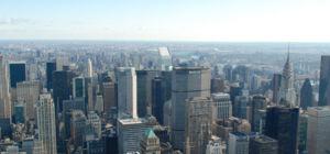 Glamping op het dak in New York