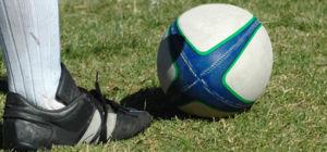 Jonge fan krijgt gouden medaille bij WK rugby