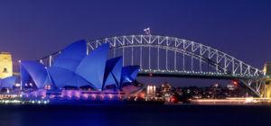Sydney licht op tijdens Vivid 2016