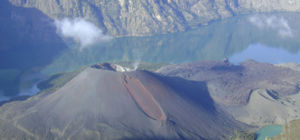 Drie uitbarstingen in één week
