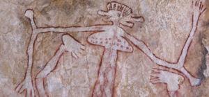 Inheemse kunst ontdekt in Kimberley