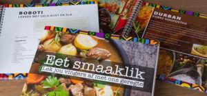 Win Zuid-Afrikaans kookboek Eet smaaklik