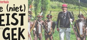 Win het boek Wie (niet) reist is gek - Nieuw-Zeeland.nl