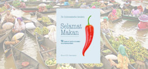 Win kookboek Selamat Makan - Indonesie.nl