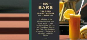 Win het boek 150 Bars you need to visit before you die