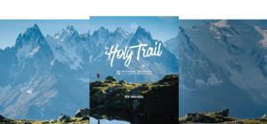 Win boek The Holy Trail - Oceanie.nl