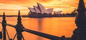 "Win Ketting ""Silhouette Map"" Australië - Australië.nl"