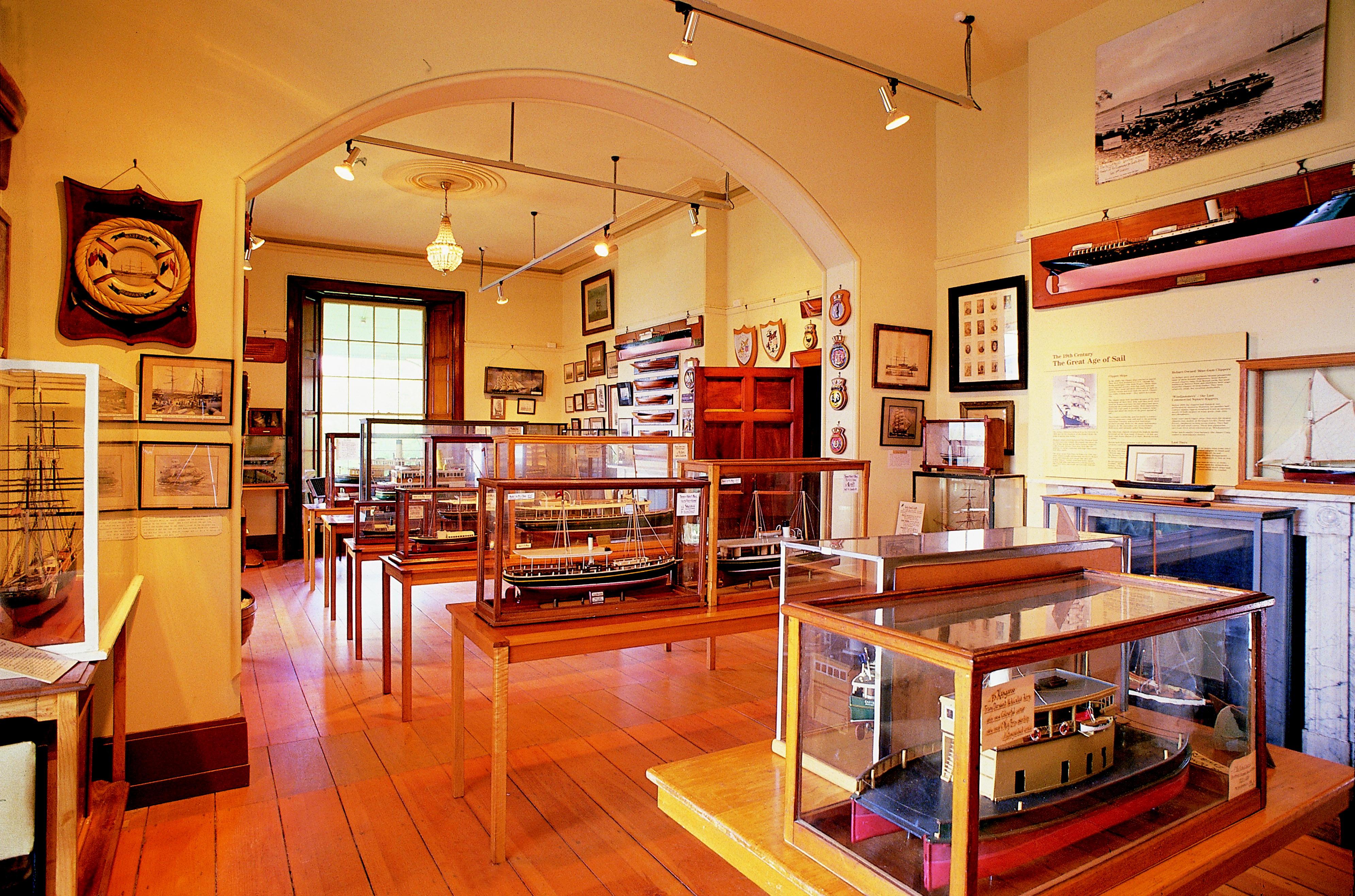 maritime museum of tasmania alle tips reviews en reizen. Black Bedroom Furniture Sets. Home Design Ideas