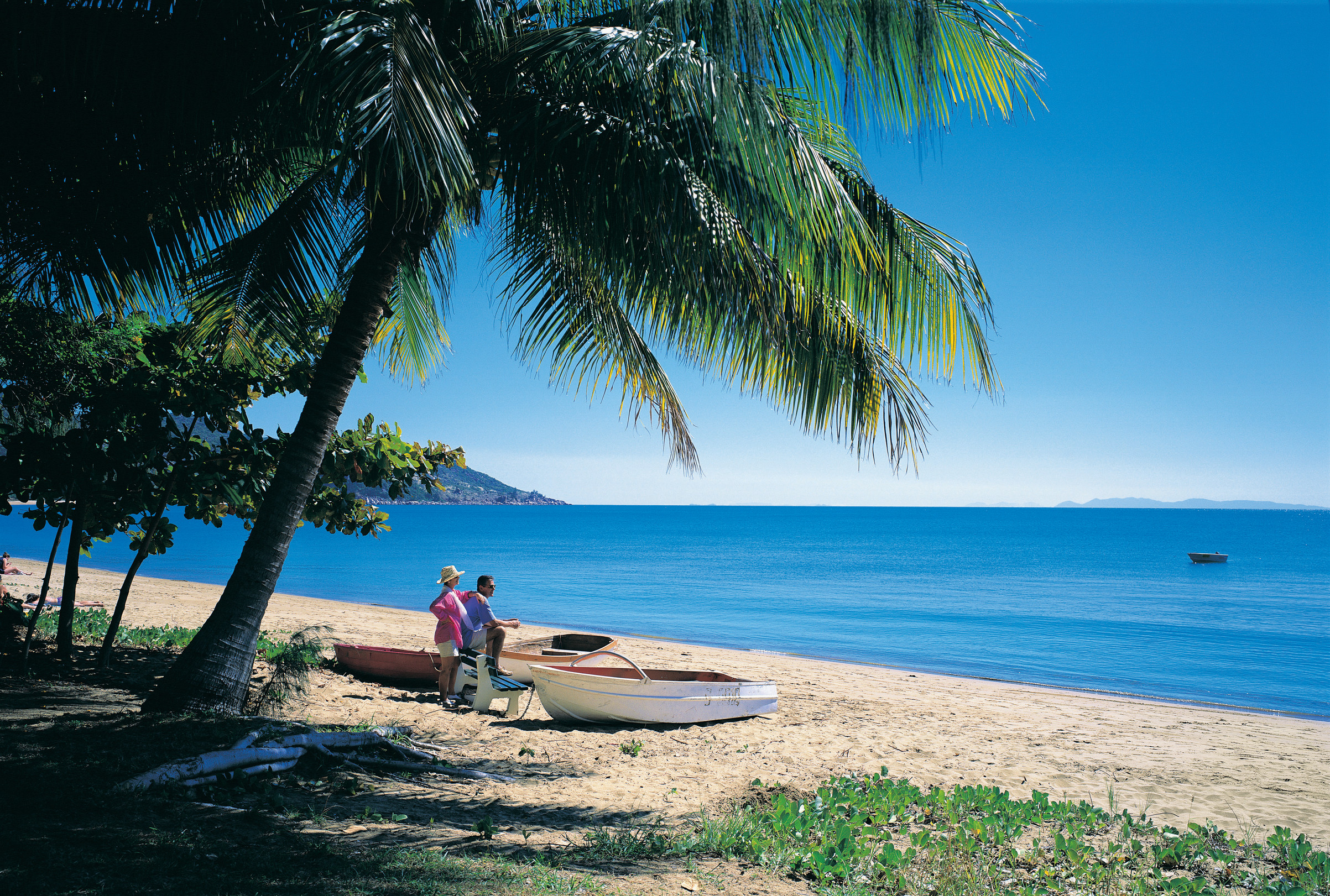 how to go to magnetic island