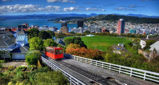 Wellington (Nieuw-Zeeland)