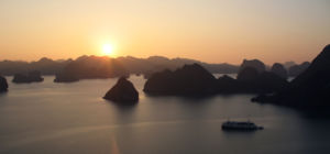 Halong Bay in Vietnam krijgt eigen luchthaven