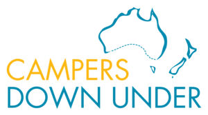 Campers Down Under