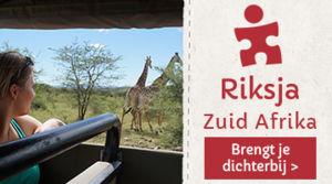 Riksja Zuid-Afrika