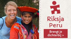 Riksja Peru & Bolivia