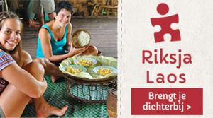 Riksja Laos