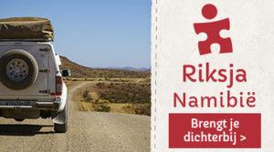 Riksja Namibië & Botswana
