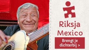 Riksja Mexico, Belize & Guatemala
