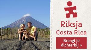 Riksja Costa Rica