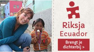 Riksja Ecuador