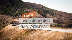Ontvang de leukste Amerika reisroutes