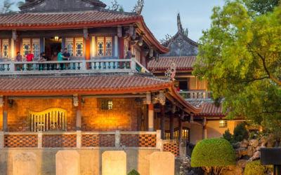 15-daagse Groepsrondreis Taiwan