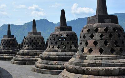 Privé rondreis met gids/chauffeur Java - Bali Tempo Doeloe