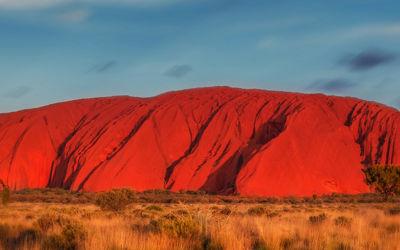 Het rode hart van Australië