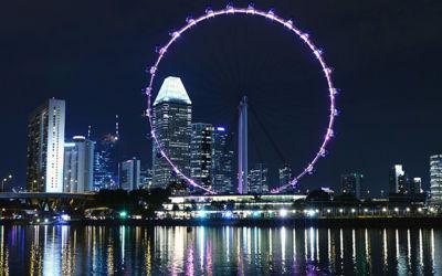 Bruisend Singapore en Indonesische pareltjes