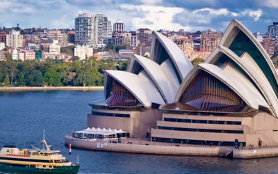 Mooiste van Australië met diverse vervoerstypes