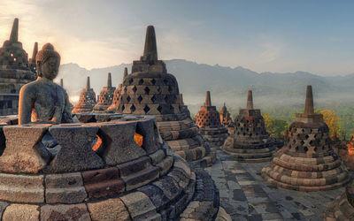 De hoogtepunten van Sumatra, Java en Bali