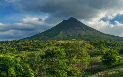 Vulkanen, Apen en Bananen