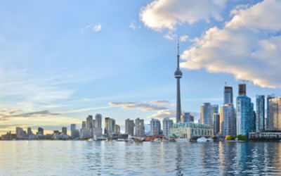 New York en Toronto