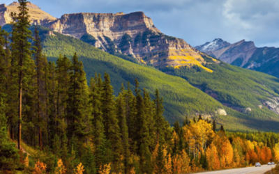 Discover the Rockies per camper