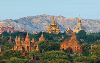 Verborgen plekjes van Myanmar