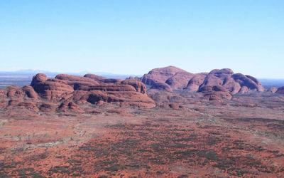 Ontdek de Outback per auto